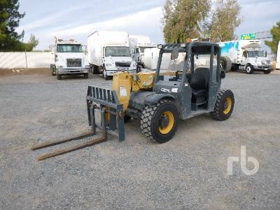 2015 GEHL RS519 5500 Lb 4x4x4 Telescopic Forklift