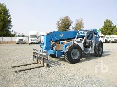 2013 GENIE GTH1056 10000 Lb 4x4 Telescopic Forklift