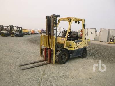 HYSTER H60FT 5500 Lb Forklift