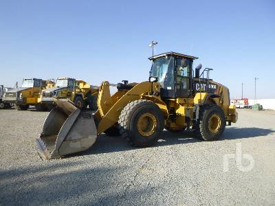 2013 CATERPILLAR 950K Wheel Loader