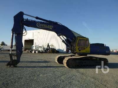 2003 LINK-BELT 460LX Hydraulic Excavator