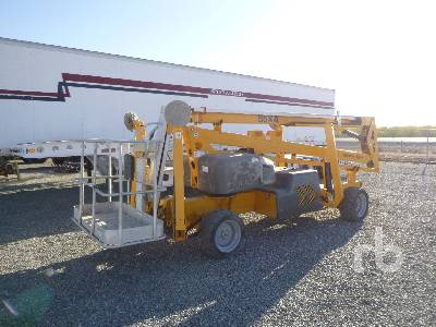HAULOTTE 55XA Articulated Boom Lift