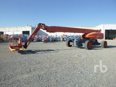 2011 JLG 1200SJP Articulated Boom Lift