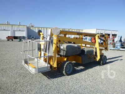 HAULOTTE 55XA Electric Articulated Boom Lift