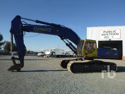 LINK-BELT 460LX Hydraulic Excavator