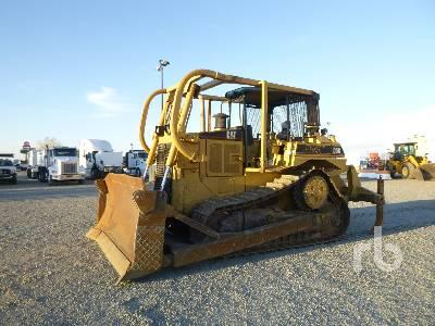 1998 CATERPILLAR D6R Crawler Tractor