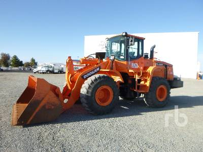 2009 DOOSAN DL300 Wheel Loader