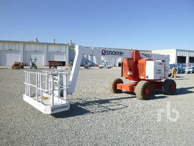 SNORKEL ATB60ALCU 4x4 Articulated Boom Lift