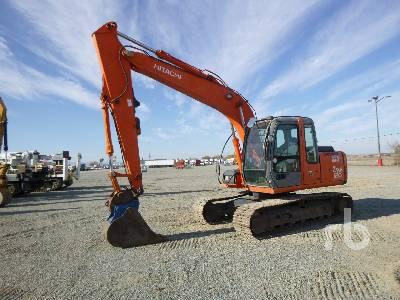 2008 HITACHI ZX120 Hydraulic Excavator