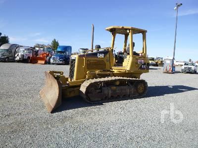 2005 CATERPILLAR D3G Crawler Tractor