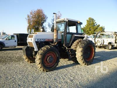 CASE IH 3294 MFWD Tractor