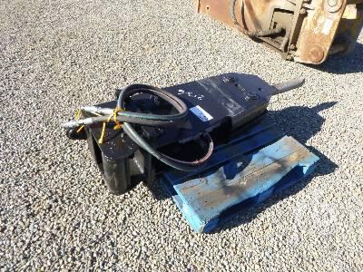 MPK OKADA 60B Q/C Loader Backhoe Hydraulic Hammer