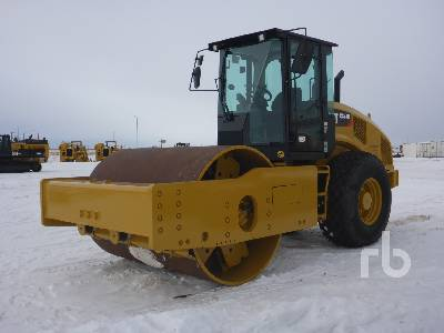 2016 CATERPILLAR CS74B Vibratory Roller