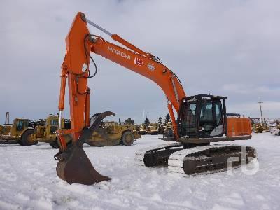 2013 HITACHI ZX290LC-5N Hydraulic Excavator