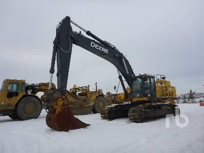 2008 JOHN DEERE 450D LC VG Hydraulic Excavator