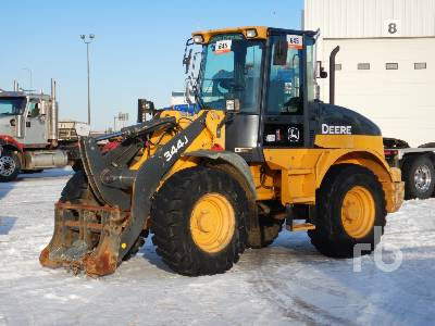 2008 JOHN DEERE 344J Wheel Loader