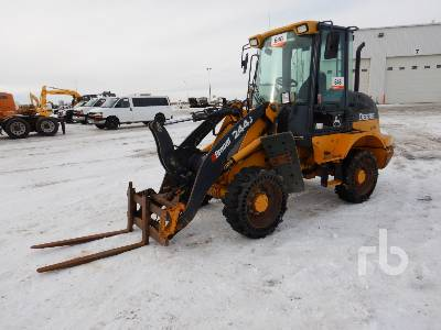 2013 JOHN DEERE 244J Wheel Loader