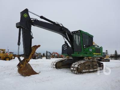2014 JOHN DEERE 2154D Hydraulic Excavator