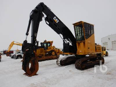 2017 CATERPILLAR 324DFMLL Log Loader