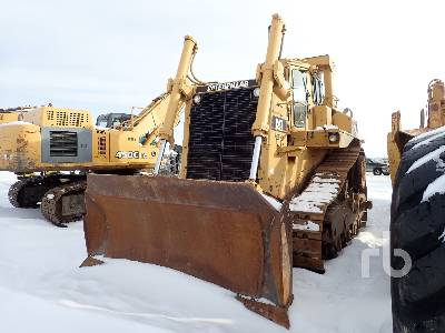1986 CATERPILLAR D9L Crawler Tractor Parts/Stationary Construction-Other