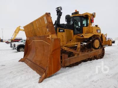 2008 CATERPILLAR D9T Crawler Tractor