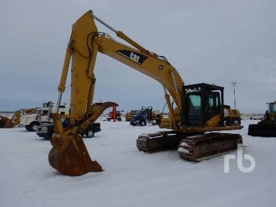 2007 CATERPILLAR 325DL Hydraulic Excavator