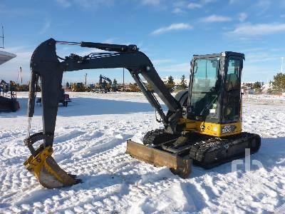 2019 JOHN DEERE 50G Mini Excavator (1 - 4.9 Tons)