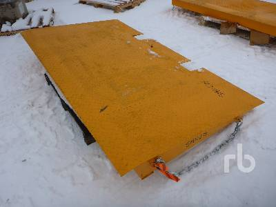 Unused Forklift Container Ramp Container Equipment - Other