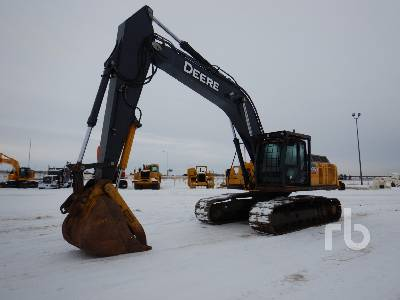 2015 JOHN DEERE 380G LC Hydraulic Excavator