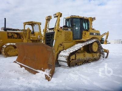 2005 CATERPILLAR D6R XW Series II Crawler Tractor
