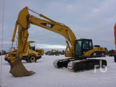 2007 CATERPILLAR 325DL Hydraulic Excavator