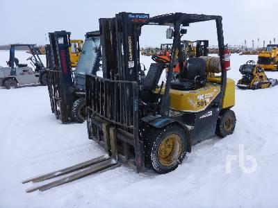 2005 DOOSAN G25P-3 Forklift