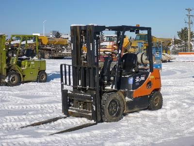2011 DOOSAN G30P-5 Forklift