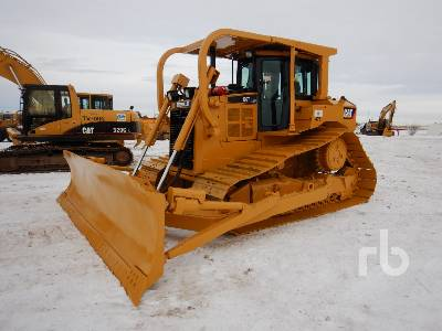 2009 CATERPILLAR D6T LGP Crawler Tractor