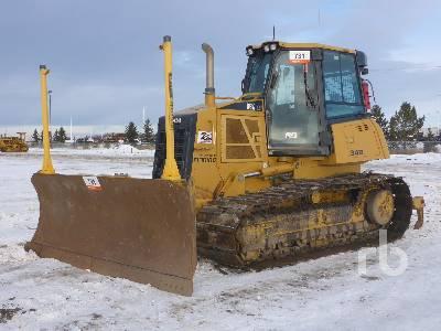 2008 CATERPILLAR D6K LGP Crawler Tractor