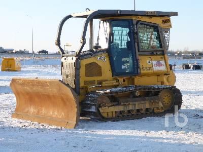 2013 JOHN DEERE 450J Crawler Tractor