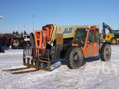 2007 JLG G1255A 4x4x4 Telescopic Forklift