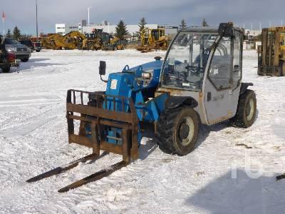 2013 GENIE GTH5519 4x4x4 Telescopic Forklift