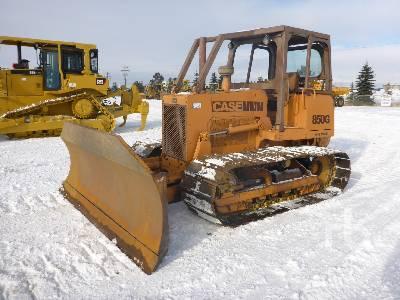 1994 CASE 850G Crawler Tractor