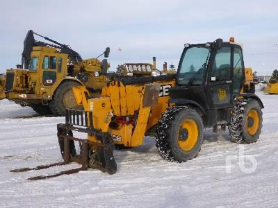 2011 JCB 550-170 Telescopic Forklift