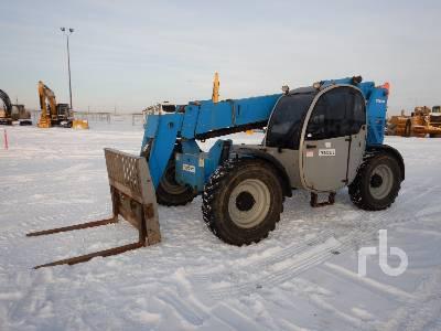 2011 GENIE GTH844 4x4x4 Telescopic Forklift