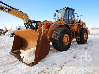 2008 CASE 1221E Wheel Loader