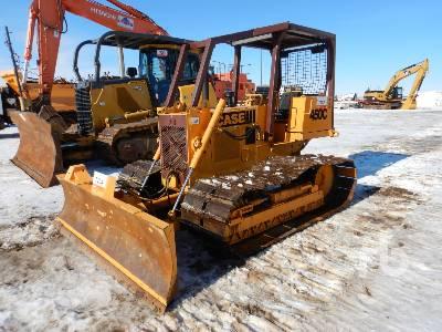 1988 CASE 450C Crawler Tractor
