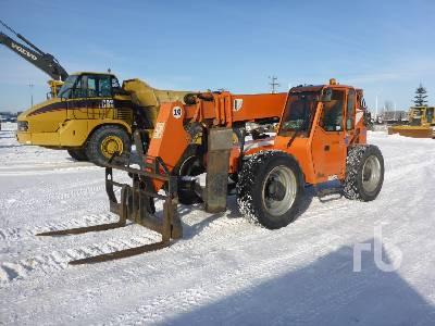 2011 SKYTRAK 10054 4x4x4 Telescopic Forklift