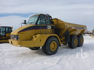 2007 CATERPILLAR 730 6x6 Articulated Dump Truck
