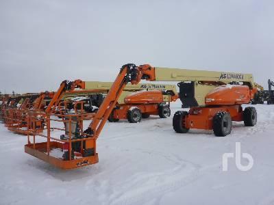 2008 JLG 1250AJP 4x4x4 Articulated Boom Lift