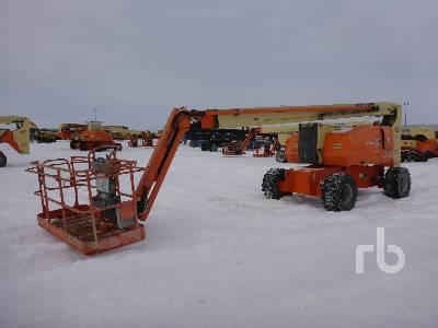 2012 JLG 800AJ Articulated Boom Lift