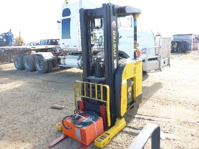 HYSTER N45ZR-16.5 4500 Lb Electric Forklift