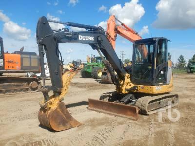 2013 JOHN DEERE 60D Midi Excavator (5 - 9.9 Tons)