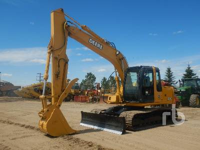 2006 JOHN DEERE 120C Hydraulic Excavator